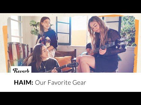 HAIM: Our Favorite Gear