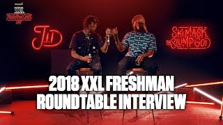 J.I.D and Ski Mask The Slump God Are Perfectionists - 2018 XXL Freshman