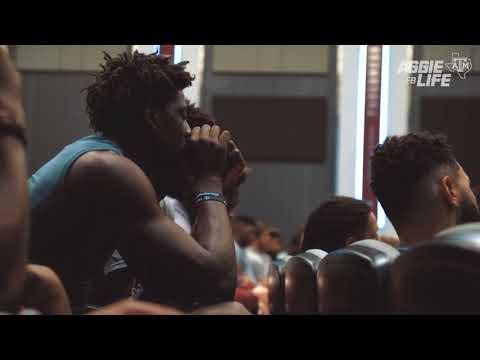 Football videos| Andre Ward Motivational Speech // Texas A&M Football