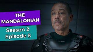 The Mandalorian: Season 2 Episode 8 BREAKDOWN