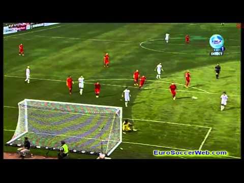 Brad Jones Deflection Save vs Roma