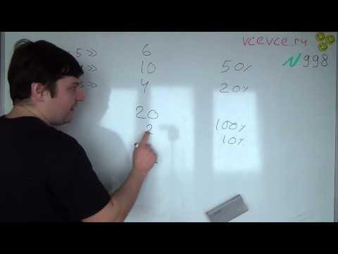 Арифметическая прогрессия. ОГЭ математика задача 6 (тип 1)из YouTube · Длительность: 3 мин11 с