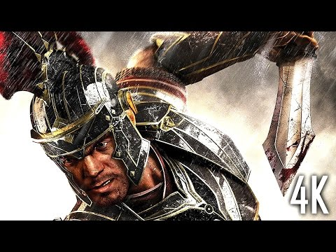 Ryse: Son of Rome 4K Game Movie (All Cutscenes) UltraHD
