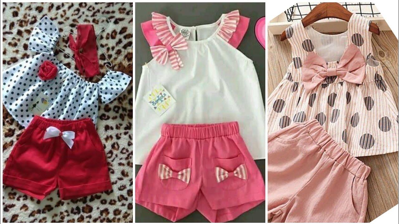Stylish stylish designer baby girl dress designs for summer