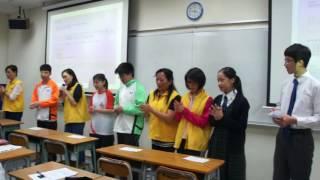 長青老友記寧波第二中學義工培訓 (2016-11-19)