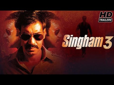 Singham 3 Trailer (2018) AJAY DEVGAN , Kajol (FANMADE)