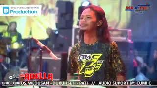 Download Lagu Adella - kerinduan check sound live putra awed's mp3