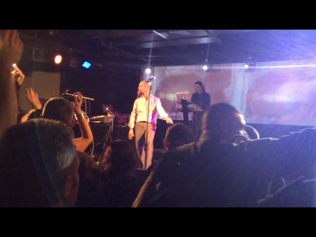 Dr. Beat - Rock n roll (live, Budapest, G3 Gödör klub, 2015. 10. 31.)