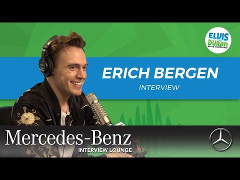 Erich Bergen Tests His Music Knowledge and Premieres His   Elvis Duran
