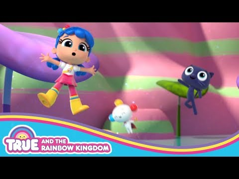 True and the Rainbow Kingdom   Fun and Games Compilation