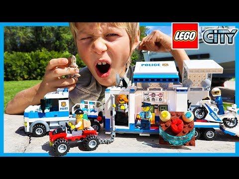 LEGO City Police Mobile Unit