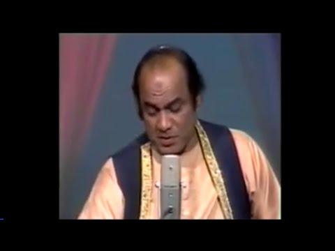 RANJISH HI SAHI... Hassan at his best
