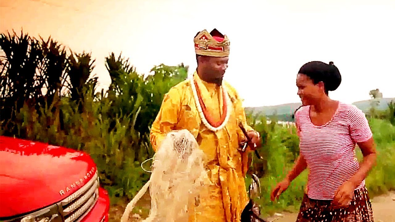 Download How A Poor Dirty Village Fisher Girl Met & Married A Billionaire Prince(NEW MOVIE)Nigerian Movies