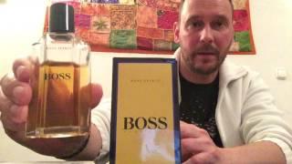 Top 3 Hugo Boss fragrances (fragrance review)