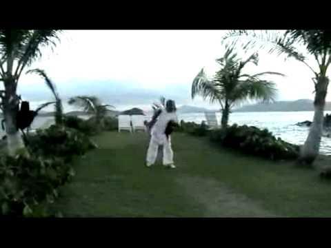 Grandmaster Chaka Zulu: sunrise training