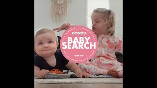 BONDS BABY SEARCH 2018 | COMING SOON