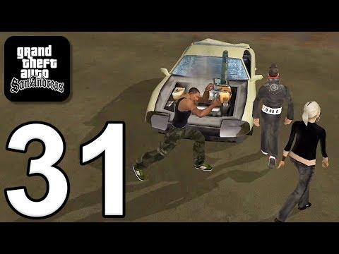 Grand Theft Auto: San Andreas - Gameplay Walkthrough Part 31 (iOS, Android)
