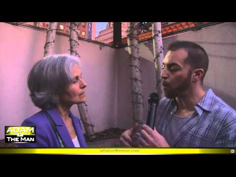 Green Party Presidential Candidate Jill Stein gets #KOKESHED