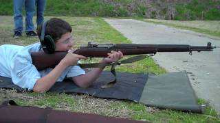 CMP M1 Garand at Project Appleseed: Sherburne, Louisiana