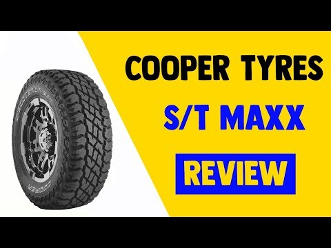 Cooper ST Maxx Tyre Review