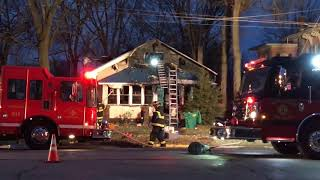 Fatal house fire in White Pigeon 12.4.2018