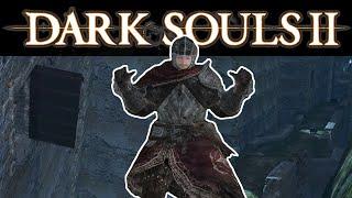 Dark Souls II: Lost Bastille door jump shortcut Mp3