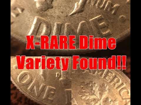 RARE & VALUABLE 1964 Roosevelt Dime Variety Found! - Worth 60x-200x Scrap Silver Price!!