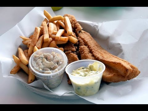 On The Hunt For CNY's Best Fish Fry: Fish Cove