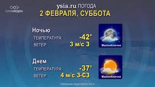 Погода на выходные