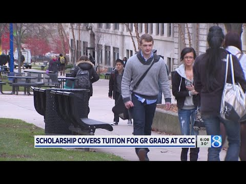 Aly SNX Blog - Free Tuition at GRCC for GR High School Grads