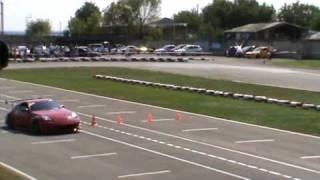 Toyota Vitz@Nissan 350Z