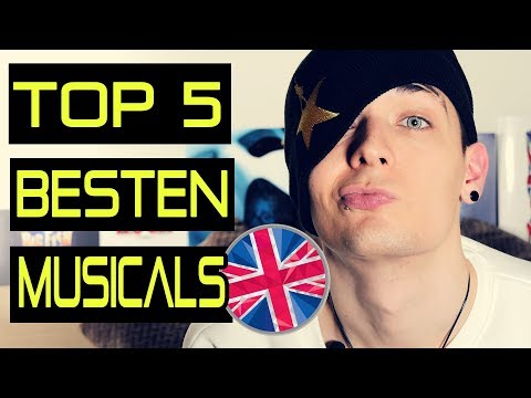 Die 5 BESTEN Musicals in London! 🎵✅