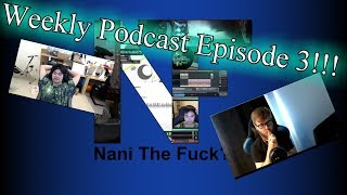 NTF Podcast Episode 3: E3 Special: Expanding Genres, Dying Consoles, and RPG Gravitation
