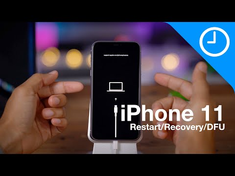 iPhone 11 and 11 Pro: How to force restart iPhone 11, enter recovery mode, DFU, and more