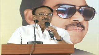 Paruchuri Venkateswara Rao @ Ramanaidu Condolence Meet - TFPC
