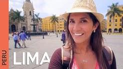 LIMA, PERU: Plaza de Armas as you've never seen | Lima 2019 vlog