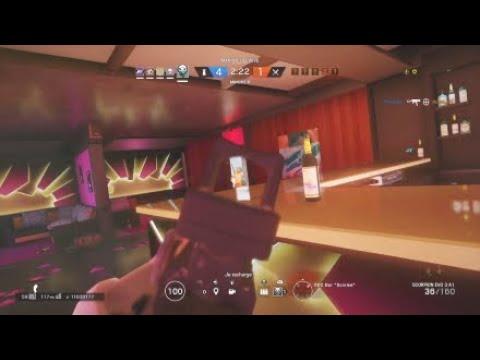Rainbow Six Siège / Highlights #4