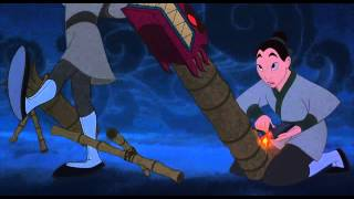 Mulan *Comme un homme* HD