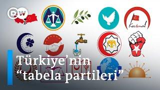 Türkiye'de 105 siyasi parti var | Hedefleri ne? - DW Türkçe