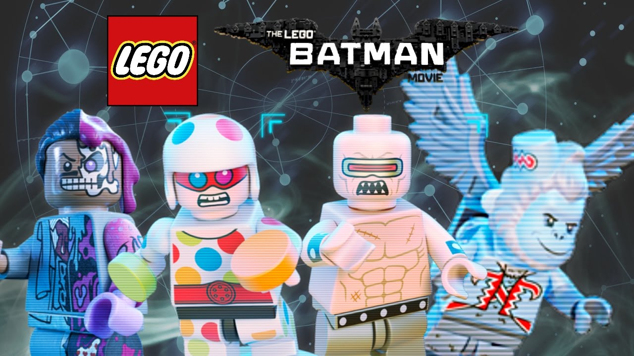 lego batman minifigures 2017 - photo #39