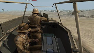 VERY COOL MOD ABOUT WORLD WAR II for the game Battlefield 2 ! Forgotten Hope 2
