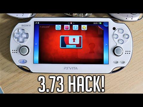 PS Vita Tutorial: How To Hack PS Vita Version 3.73   H-Encore 2 Custom Firmware   Easy 2020 Edition
