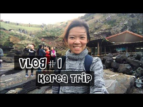 Jeju & Seoul, South Korea 2016 || Travel Vlog