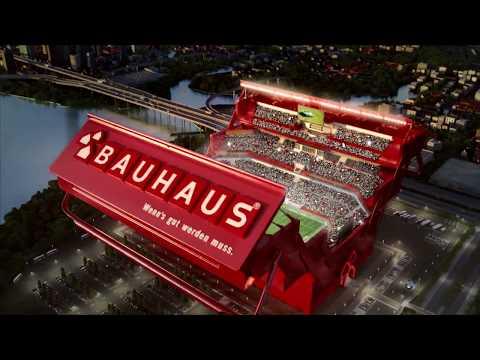 BAUHAUS WM-Arena 2018 Spot - BAUHAUS TV