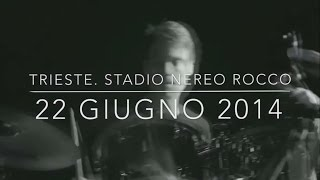 Pearl Jam Live - Stadio Nereo Rocco,Trieste 22.06.2014 (Full Concert)