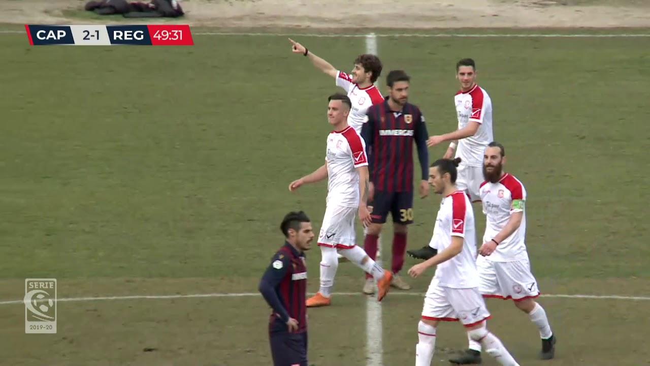 Carpi-Reggio Audace 5-1: gli highlights