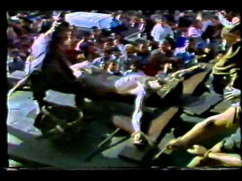 Crucifixión. Semana Santa Zamora TVE 1988