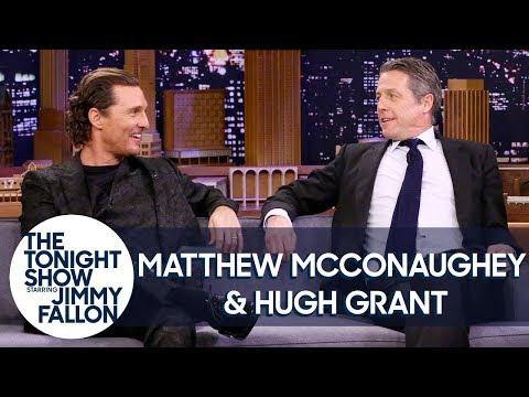Matthew McConaughey and Hugh Grant Swap Iconic Movie Lines