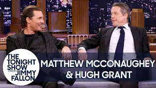 Download Matthew McConaughey and Hugh Grant Swap Iconic Movie Lines Mp3 and Videos