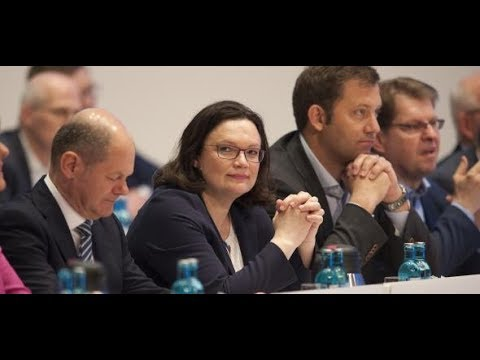 HESSEN UND RHEINLAND-PFALZ: SPD verliert...